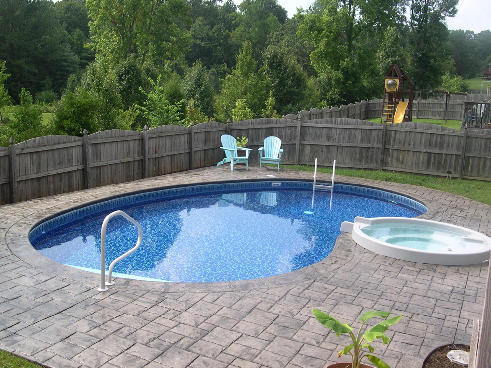 Campbell S Pool Amp Spa Photo Gallery Pool Builder Knoxville