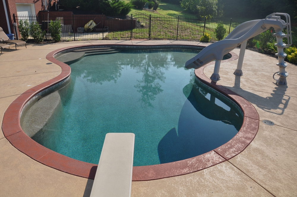 Campbell\'s Pool & Spa Photo Gallery, Pool Builder Knoxville