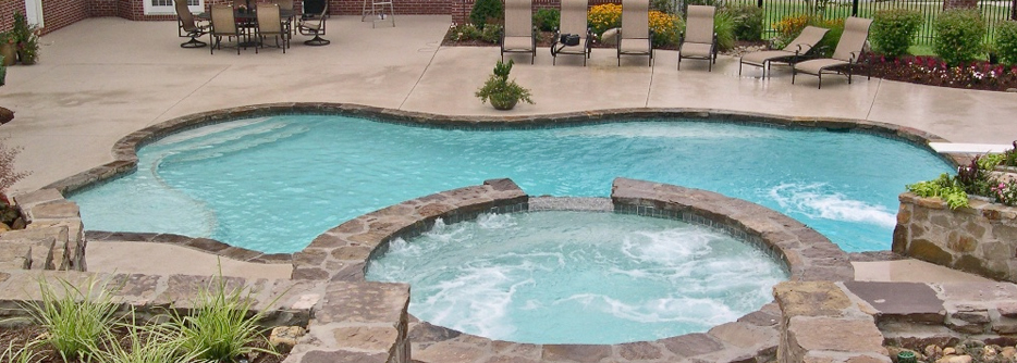 Knoxville Gunite Swimming Pools Maryville Custom Pools