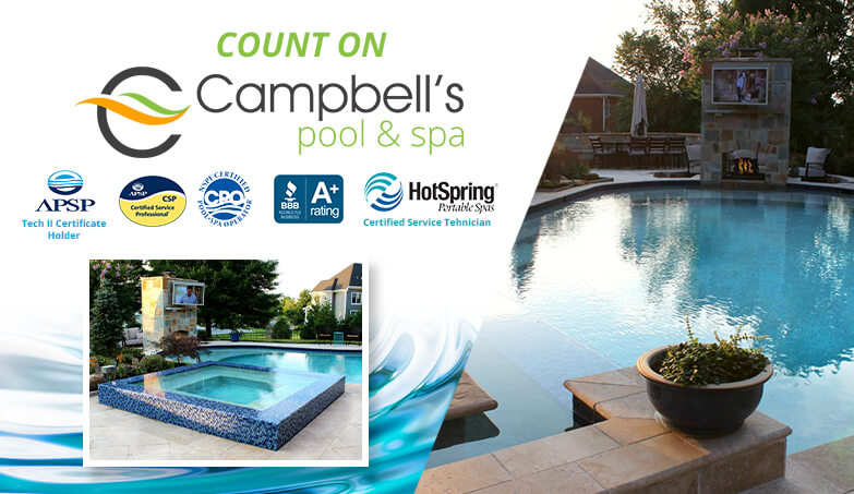 Serving East Tennessee For Over 47 Years Campbell S Pool